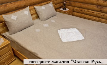 Bedclothes model 112,  Holy Russia