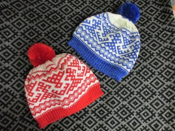 "Knitted cap ""Keeper"", Ethno-symbolism"