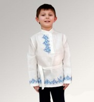 Russian shirt (kosovorotka) children