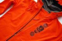"Sweatshirt ""Orange"""