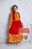 "Dress ""Delicate embroidery"" (1)"