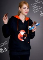 "Sweatshirt ""Fox"""